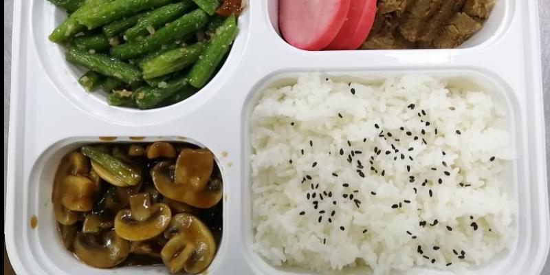 松江区中式快餐预定 有口皆碑「上海亮程餐饮管理供应」