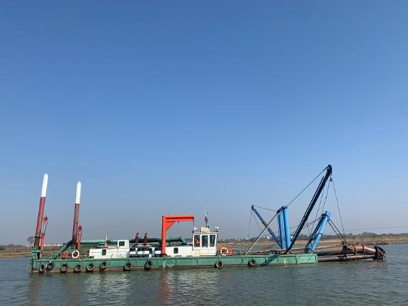 上海河道池塘清淤固化处理厂