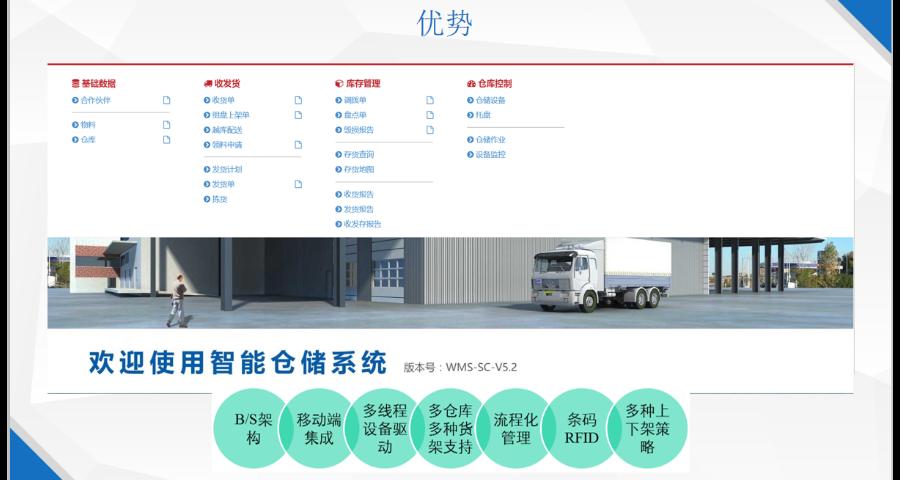 安徽WMCS仓储管理系统哪家便宜 创造辉煌「上海申扬计算机科技供应」
