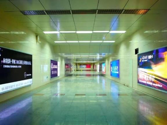 金華停車場燈箱廣告設計公司 上海文導廣告供應