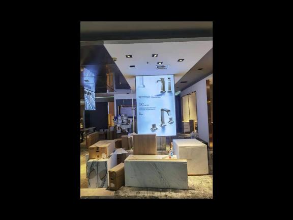 小區燈箱廣告廠家報價 上海文導廣告供應