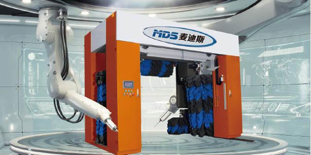 湖南小型全自动洗车设备需要多少钱 太仓麦迪斯供应