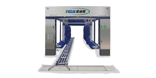 隧道式洗车机供应 太仓麦迪斯供应