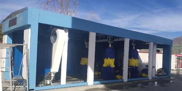 河南隧道式洗车机直销 太仓麦迪斯供应
