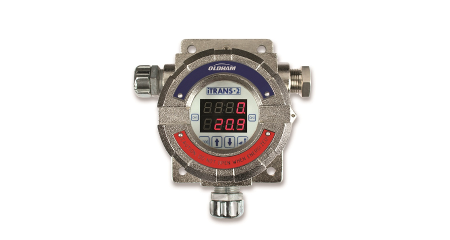 Oldham OLC 20氣檢儀工廠 客戶至上「特勵達達而視供應」