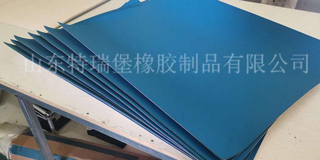 濱州過油橡皮布鋁夾「山東特瑞堡橡膠制品供應」
