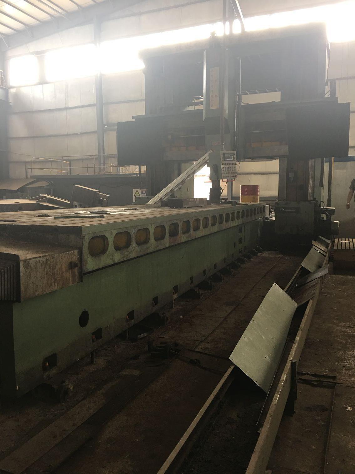 宁夏机床维修维护 无锡廷强机床设备供应