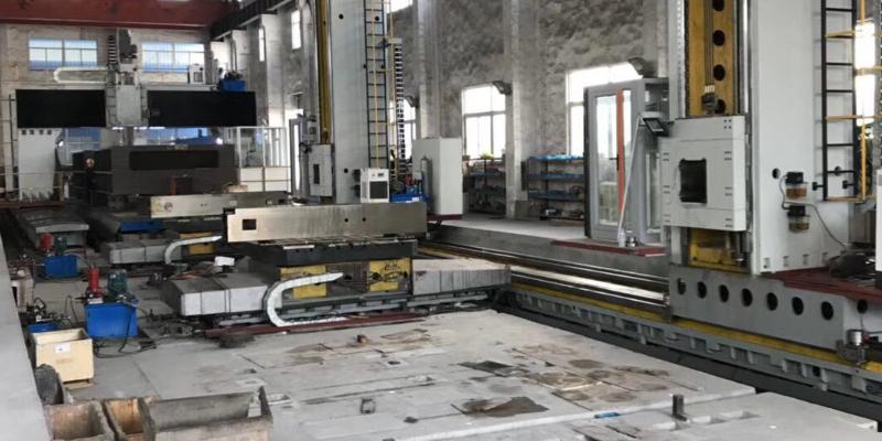 盐城机床安装调试平台 服务至上 无锡廷强机床设备供应
