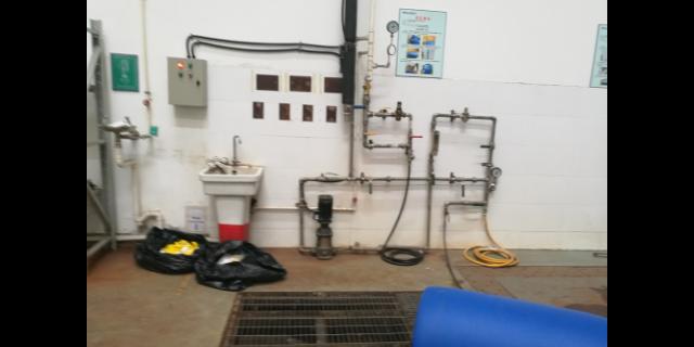 江西鋼桶液壓試驗機安裝