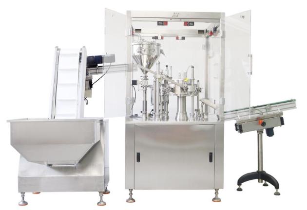 四川预灌封玻璃生产线灌装机批发价 欢迎来电 温州奥基智能科技供应