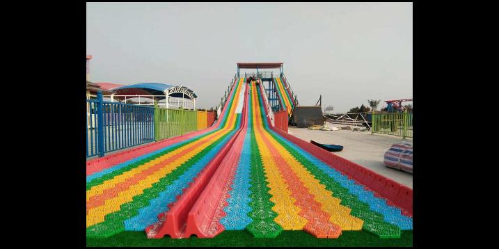 淮北家庭組合滑梯「溫州祺興游樂設備供應」