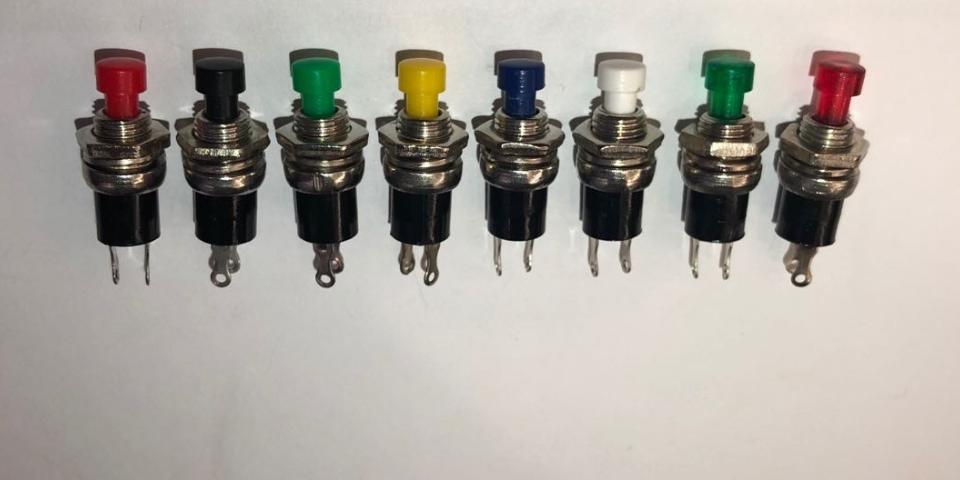 安徽金属电子元件厂商 诚信经营「温州市松霸电子元件供应」