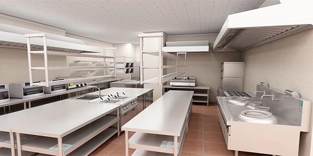 青海4D廚房生產廠家