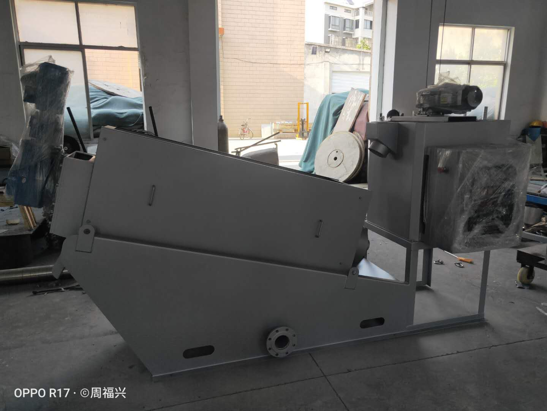 天津新型叠螺污泥脱水机厂家联系方式 欢迎咨询 无锡哈达**供应