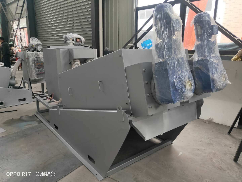 车载式叠螺污泥脱水机生产商 来电咨询 无锡哈达环保供应