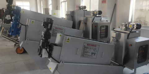 天津带式污泥压滤机批发 欢迎咨询 无锡哈达环保供应