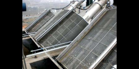 常州废水预处理转鼓格栅供应厂家 诚信服务 无锡哈达环保供应