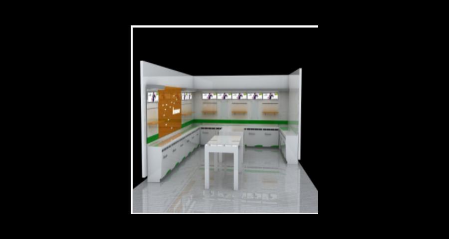 湛江3C展柜批发厂家 欢迎咨询 中山市献美展示制品供应
