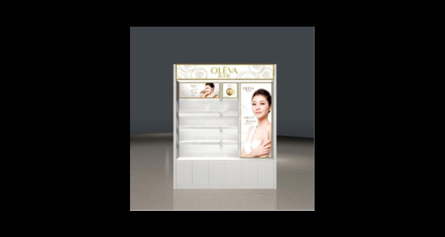 无锡化妆品展柜价格怎么样 诚信互利 中山市献美展示制品供应