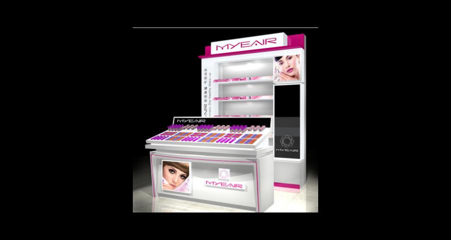安徽化妆品展柜什么品牌比较好 服务至上 中山市献美展示制品供应