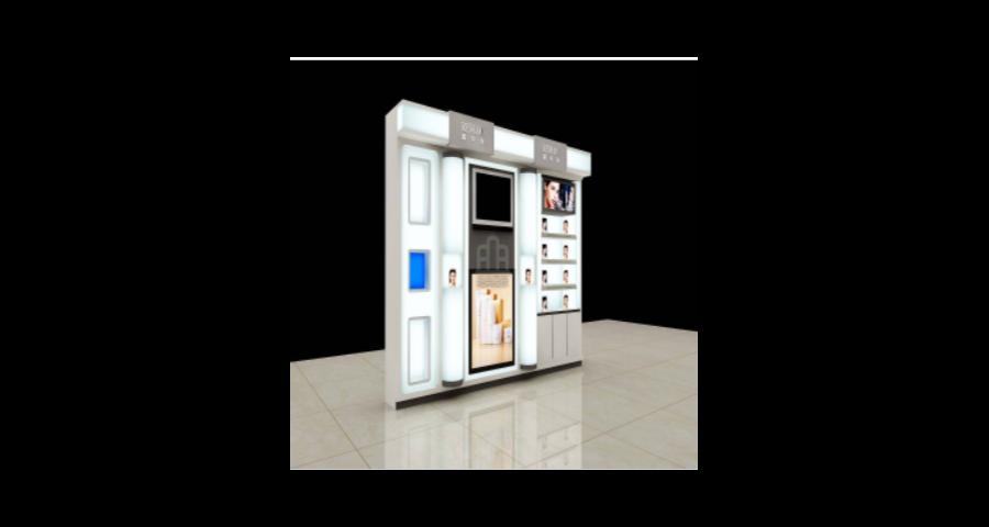连云港化妆品展柜定制怎么样 欢迎咨询 中山市献美展示制品供应