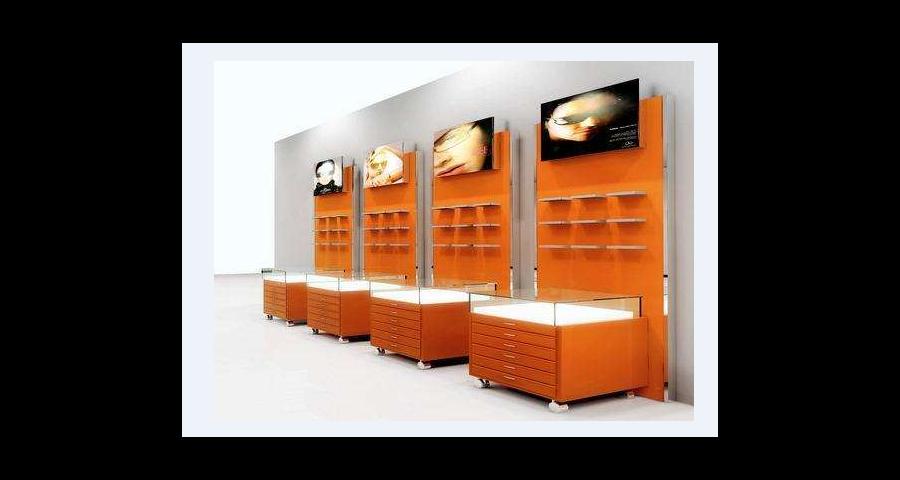 汕头照明展柜生产商 客户至上 中山市献美展示制品供应