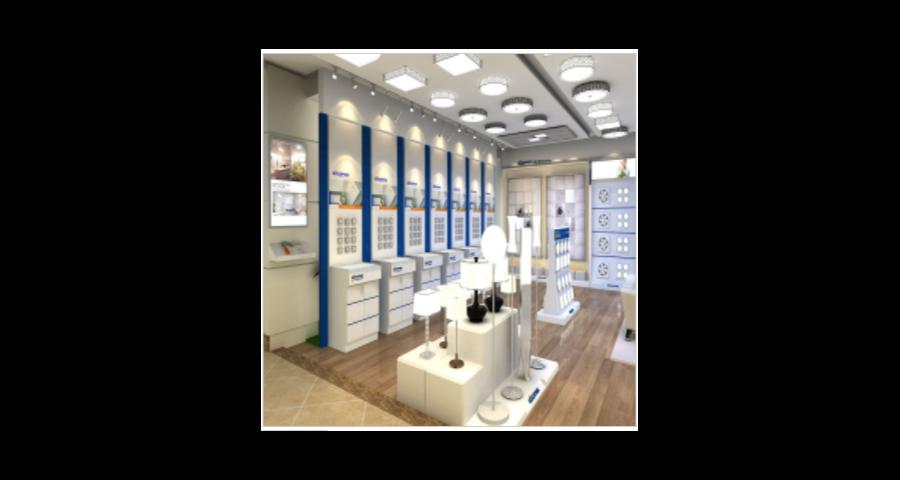 深圳照明展柜哪个牌子好 服务至上 中山市献美展示制品供应