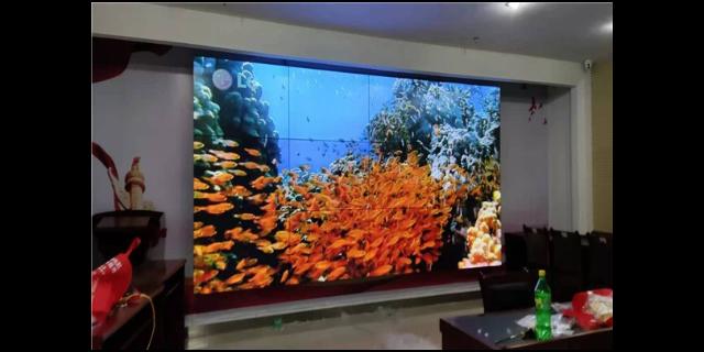 黄浦区Led拼接屏客户至上「无锡新志华智能科技供应」