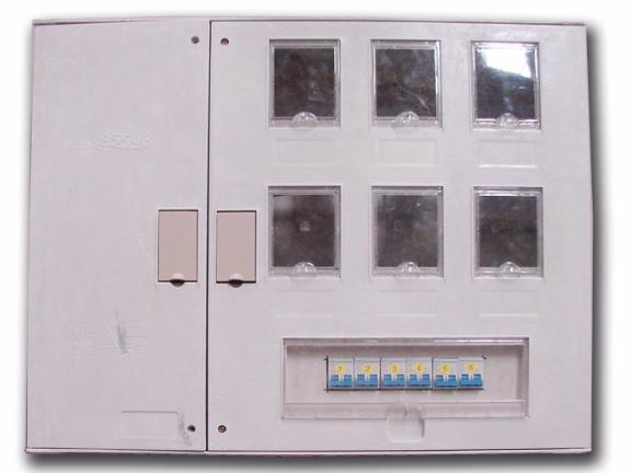 标准电表箱生产 服务为先 荣正柜体供应