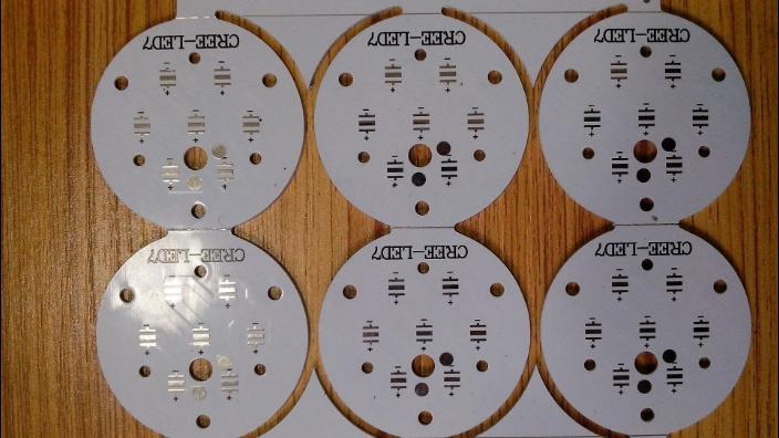 深圳cob铝基板检验标准