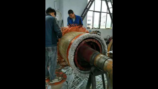 河北电机维修成本 诚信经营 宜兴市聚源电机维修供应