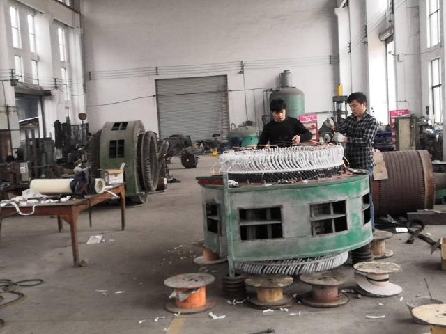 泰州同步电机调换 诚信经营 宜兴市聚源电机维修供应