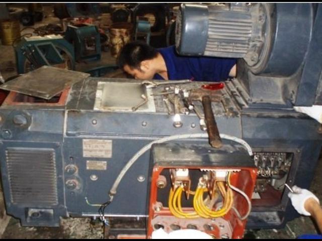 苏州直流电机 值得信赖 宜兴市聚源电机维修供应