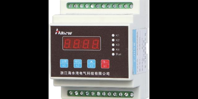 新疆4路16A智能照明控制模塊裝置 誠信為本 浙江海水灣電氣科技供應