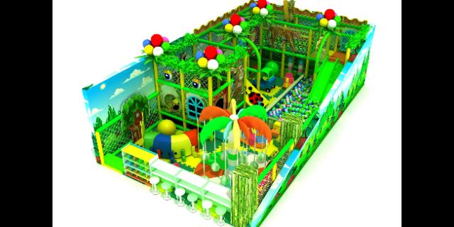 安徽知名淘气堡儿童乐园 服务为先「浙江欧凯游乐设备供应」