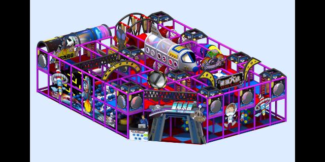 安徽銷售室外淘氣堡游樂設備 歡迎咨詢「浙江歐凱游樂設備供應」