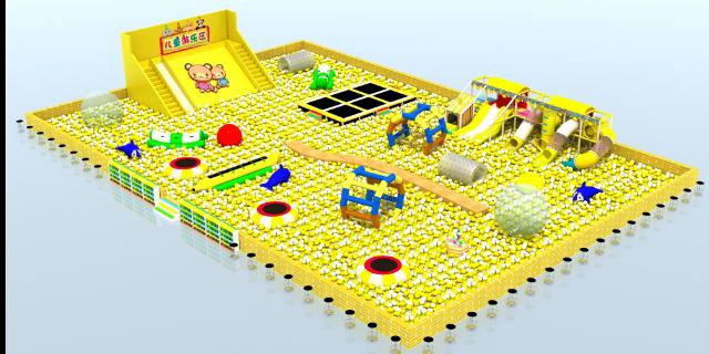 杭州球池公司 服務為先「浙江歐凱游樂設備供應」