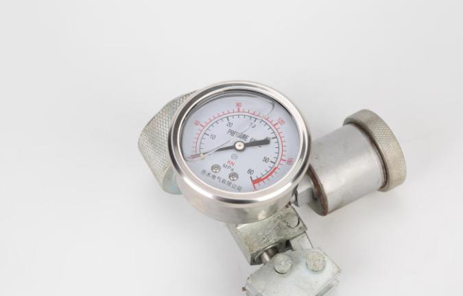 立柱双针压力表价格 客户至上 浙江乔木电气科技供应