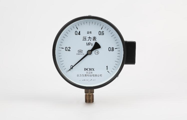不锈钢耐震压力表YN-100BF订做价格 真诚推荐 浙江乔木电气科技供应