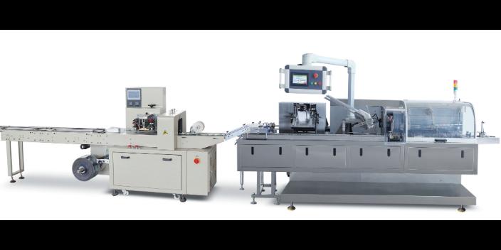 全自動多功能裝盒機生產商 浙江銳捷機械供應