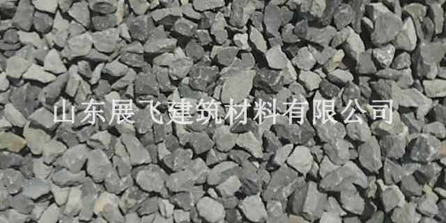 日照高速公路玄武岩石子价格 山东展飞建筑材料供应