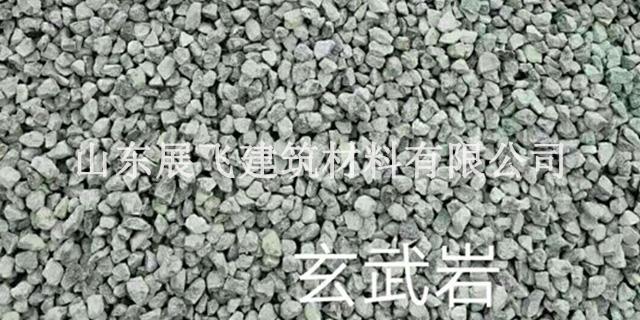 威海公路路面料玄武岩石材厂