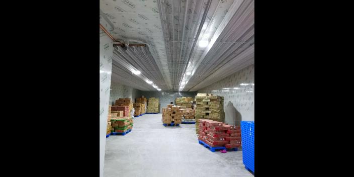 云南蔬菜保鮮冷庫保養 昆明庫德制冷設備供應