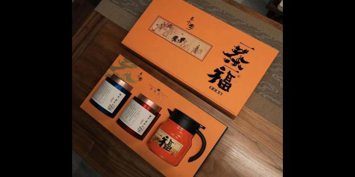 昆明年货茶礼盒设计定做 云南巡茶纪供应