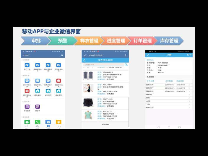 遼寧制衣業服裝ERP 信息推薦「上海艾諾科軟件供應」