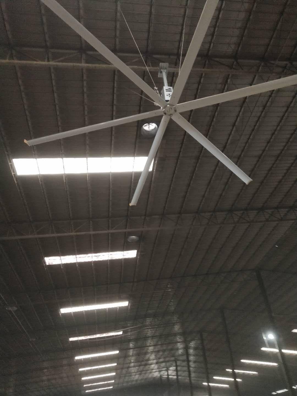 江西直销厂家工业大吊扇哪家好 贴心服务 上海爱朴环保科技供应