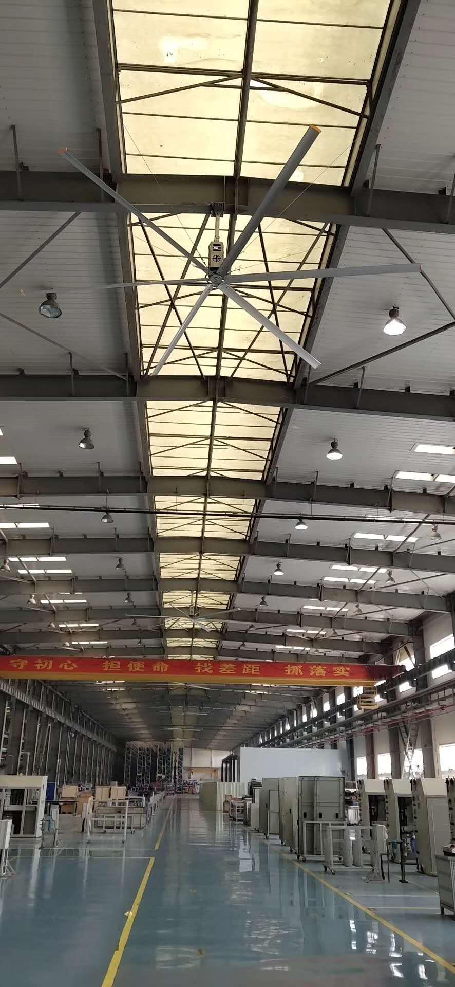 江西7.5米工業大吊扇廠房** 歡迎來電「上海愛樸環??萍脊?>                     </dt>                     <dd>                         <p class=