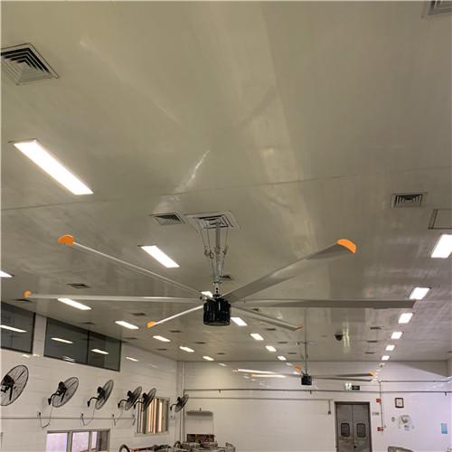 辽宁4米直径省电,5米节能吊扇厂房降温吊扇 服务为先 上海爱朴环保科技供应