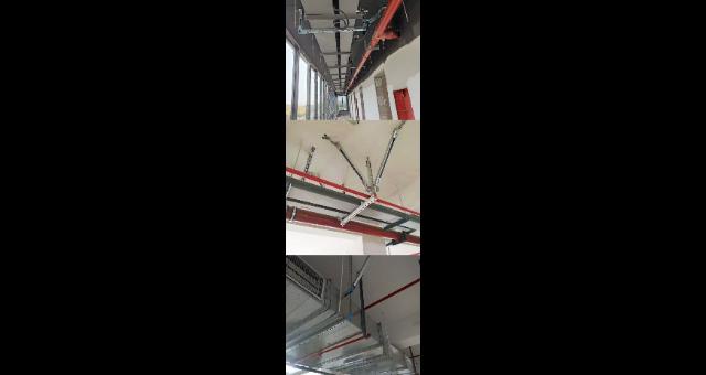 钢构抗震支吊架有哪些特征,抗震支吊架