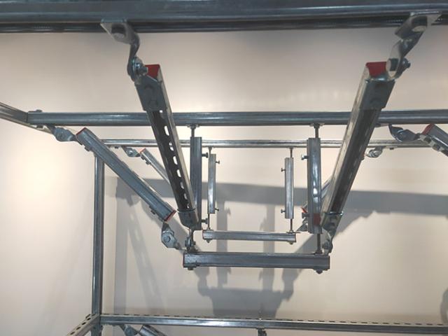 风管抗震支吊架定做价格